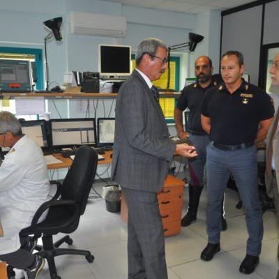 Questura di Isernia: visita del nuovo Procuratore dott. Carlo Fucci.