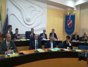 Seduta Consiglio regionale su varie tematiche tra cui la sanità