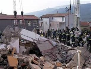 Messaggio commemorativo del presidente Micone in ricordo del sisma 31 ottobre 2002