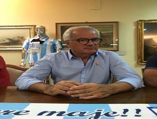 Intervista a Mr Silva in attesa del big match molisano 'Isernia-Campobasso' Domenica 21 ottobre ore 15, stadio Lancellotta
