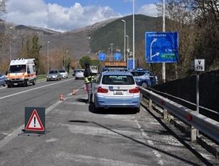"""Campagna TISPOL """"EDWARD"""", Polizia Stradale di Campobasso predispone servizi mirati per la prevenzione degli incidenti."""