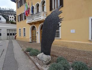 Il nome di Isernia inciso nel memoriale di brentonico Simbolo di accoglienza e umanità durante la guerra del '15-'18