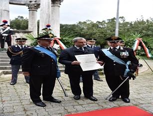 Celebrazioni del 4 novembre, cerimonia sentita per l'occasione della Giornata delle Forze Armate