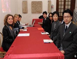 """Baldassarre: """"Refezione scolastica di Roma Capitale è modello virtuoso studiato ovunque"""" L'Assessora: """"Oggi abbiamo accolto delegazione giapponese da Sapporo che ci considera best practice in materia"""""""