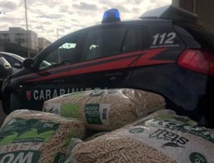 Truffa nella vendita dei pellet, materiale pagato ma mai consegnato Carabinieri di Isernia denunciano un aquilano.