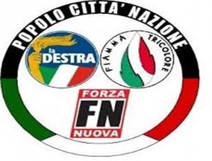 Forza Nuova, movimento nazionalista, un'occasione per riunire i patrioti locali