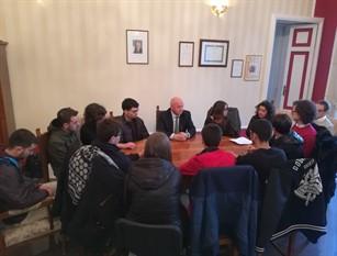 Campobasso, tavolo di confronto in Comune sul diritto allo studio