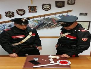 Isernia: I Carabinieri in azione nel contrasto alla droga. Scatta  un arresto, una segnalazione e sequestri.