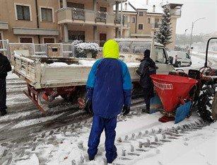 Pianificato il Piano Neve in caso di emergenza. Tavolo tecnico in Prefettura a Isernia