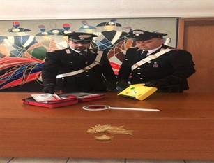 I Carabinieri di Isernia recuperano un defibrillatore rubato all'ospedale locale