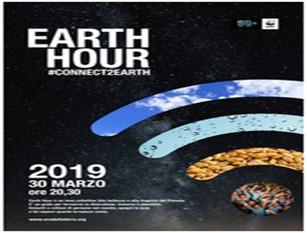 """«Earth Hour» (L'ora della Terra): """"Salviamo il pianeta"""""""