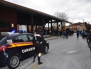 """Isernia: Operazione """"Periferie Sicure"""" da parte dei Carabinieri."""
