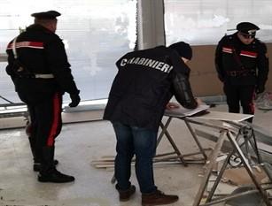 Isernia. Controlli dei Carabinieri sui luoghi di lavoro: denunciato il responsabile di una ditta