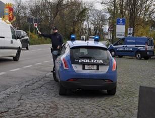 Polizia Stradale di Campobasso: Intensificata  l'attività di prevenzione.
