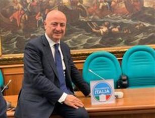 """Frosinone, Ottaviani: """"Ceccarelli chiami Nancy Pelosi""""."""