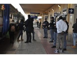 Predisposti controlli mirati alla stazione ferroviaria di Isernia