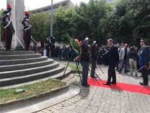 Domenica 2 giugno ad Isernia ore 11, Parco della Rimembranza si celebra la Festa della Repubblica
