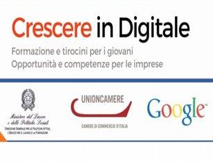 """Al via la seconda edizione di Crescere in digitale per i ragazzi iscritti a """"Garanzia Giovani"""""""