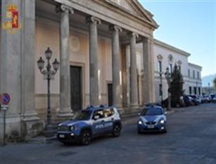 Incontro con il Presidente della Federimprese  e con gli esercenti delle attività commerciali del centro storico di Isernia.