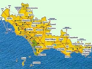 Disposizioni inmateria di interventi e servizi sociali disposti in provincia di Latina per fronteggiare l'epidemia da Coronavirus