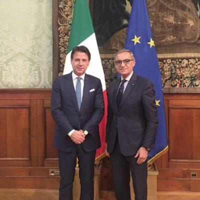 richiesta di sostegno per le attività economiche: il sindaco D'apollonio ha scritto al Premier Conte