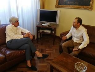 A Frosinone, importante incontro con l' Unindustria su alcuni aspetti salienti che riguardano la Provincia