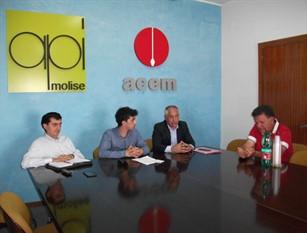 Gli imprenditori dell'ACEM incontrano l'assessore Niro