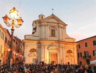 Frosinone, commemorazione del Miracolo della Madonna del Buon Consiglio.