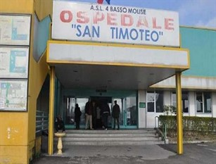 Michele Petraroia chiede maggiori attenzioni da disporre al San Timoteo di Termoli