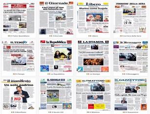 Prime pagine, rassegna stampa quotidiani Nazionali  (15 luglio 19)