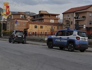 Polizia di Stato,Isernia:  Emessi 4 provvedimenti di Avviso Orale