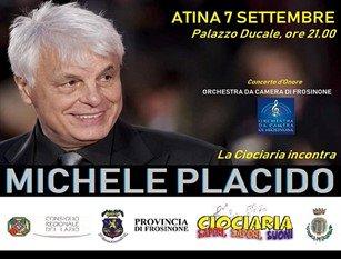 FONDIfilmFESTIVAL – XVIII edizione Oggi 18 Settembre è il gran giorno dell'ospite d'onore del FONDIfilmFESTIVAL 2019: Michele Placido