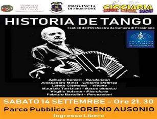 Continua l'estate di eventi, da Fiuggi a Coreno va in scena la grande musica