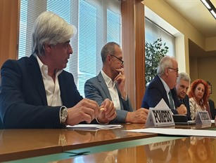 Le province italiane a colloquio con i presidenti di Senato e Consiglio dei Ministri Il presidente Pompeo nella delegazione UPI: abolizione ormai apertura del Governo