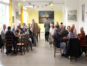 Frosinone, proseguono le attività dei centri anziani.