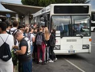 Navette bus gratuite a disposizione per gli studenti Unimol Il termine ultimo per l'iscrizione è il 20 settembre