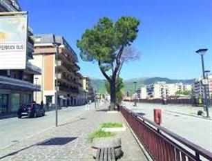 Riqualificazione del Parco verde presso l'area stazione di Isernia