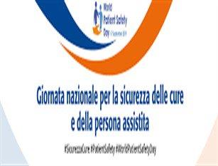 La CSS di Isernia aderisce alla Giornata nazionale per la sicurezza delle cure e della persona assistita, L'evento si svolgerà il 17 settembre. Per l'occasione si illumineranno di colore arancione i monumenti nazionali