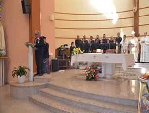 Celebrazione della festività di San Michele Arcangelo, patrono della Polizia di Stato