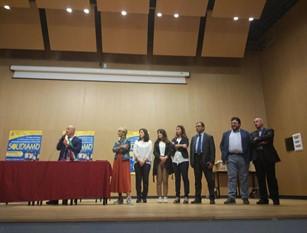 """Premiati 578 studenti più meritevoli del frusinate nell'ambito del progetto """"Solidiamo FormAzione"""