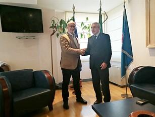 Lascia l'incarico presso la Questura di Campobasso il questore Mario Caggegi, giungono i ringraziamenti dal Governatore Toma