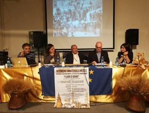 'Carri del grano' per patrimonio Unesco Intesa con 6 comuni Campani. Toma, operazione intelligente