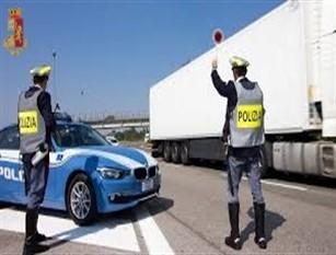 """Polizia di Stato – Isernia:  Campagna TISPOL """"Truck e Bus"""""""