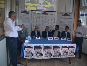 Presentato il 24° Rally del Molise. Grandi numeri per un Rally ambizioso E' stato presentato presso la sede dell'Aci il 24° Rally del Molise - Coppa Aci Sport settima zona - e valido per il Trofeo Giuseppe Matteo.