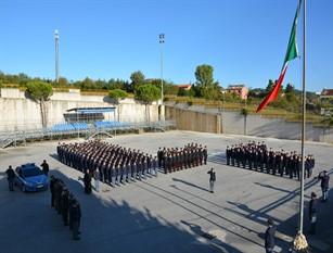 A Campobasso cerimonia di commemorazione in ricordo del sacrificio dei due giovani Agenti uccisi a Trieste