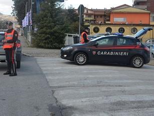 Week-end di controlli straordinari del territorio dei Carabinieri di Isernia Eseguite perquisizioni e sequestri con l'impiego anche di unità cinofila. Diverse le denunce a p.l..