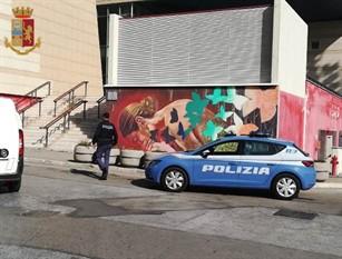 Danneggiamento murales dell'Auditorium di Isernia, 25enne denunciato per guida sotto l'influenza dell'alcol.