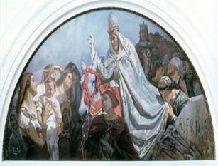 Il ritorno del Papa Santo