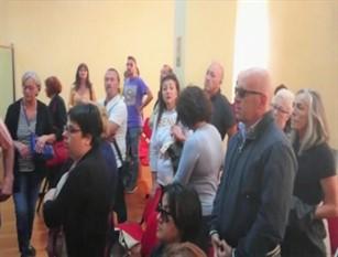 Chiusura senologia, proteste in Consiglio regionale