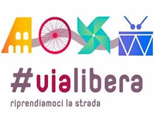 Domenica 20 ottobre la nuova edizione di #VIALIBERA Un circuito ciclopedonale di 15 chilometri per vivere la città in modo sostenibile